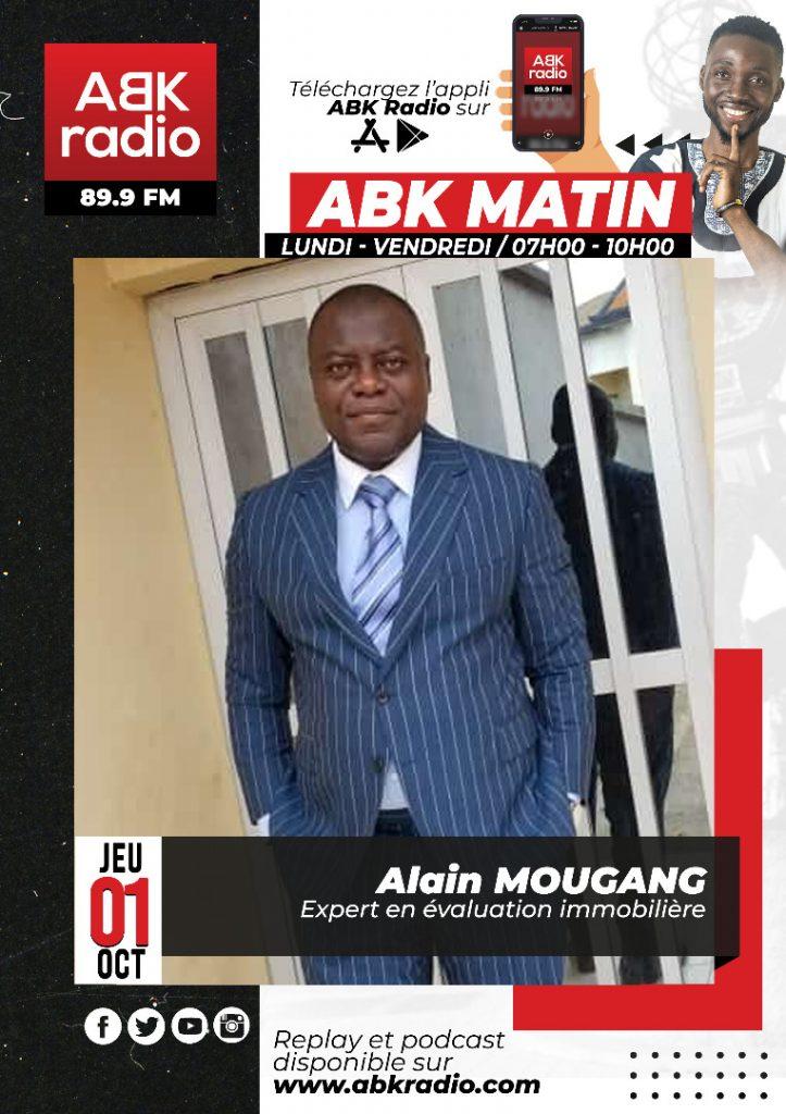 Alain MOUNGANG - IFPI SUP Cameroun